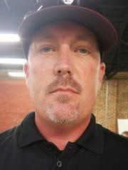 Northside coach Jeremy Reeder