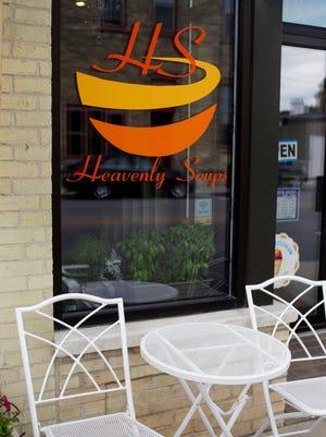 The exterior of Heavenly Soups as seen Thursday June 23, 2016, in Sheboygan Falls.