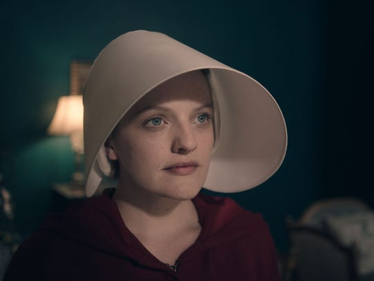 Compared to the world of Hulu's 'Handmaid's Tale,'