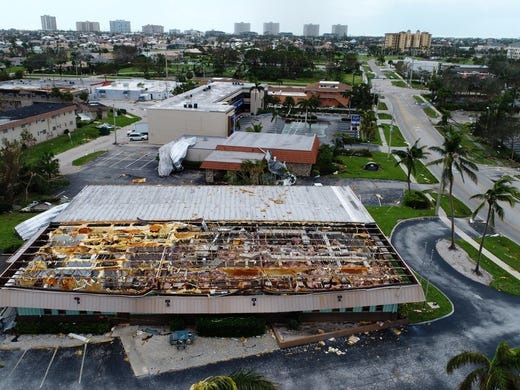 Giant hurricane irma no match for nation 39 s smallest post for Michaels crafts hours of operation