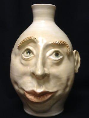 Ceramic vessel by Alison McCauley