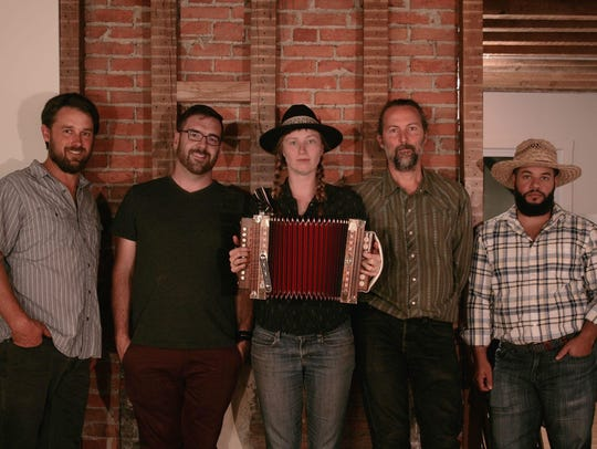 Rose & the Bros will host a zydeco dance on Thursday