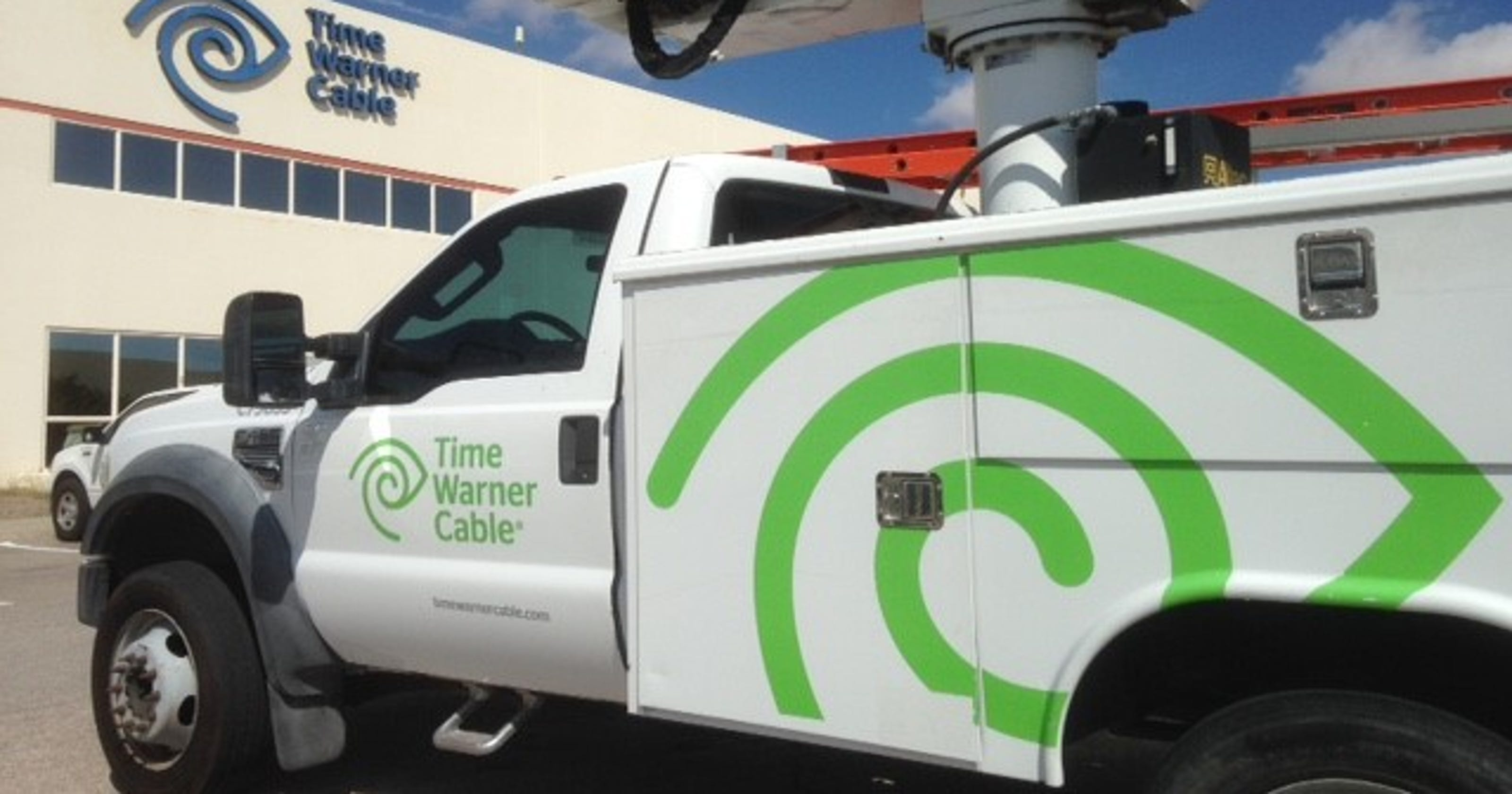 Time Warner Cable now Spectrum in El Paso