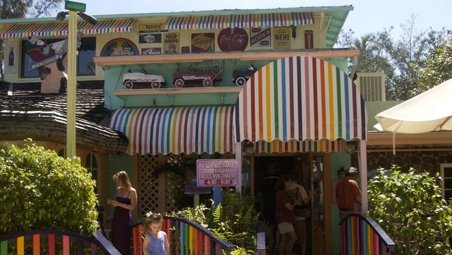 The Bubble Room is on Captiva. Three former employees have filed a lawsuit against the restaurant claiming employees sexually harassed them.