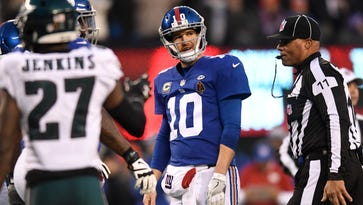 Quick hits: How the Giants lost to the Eagles