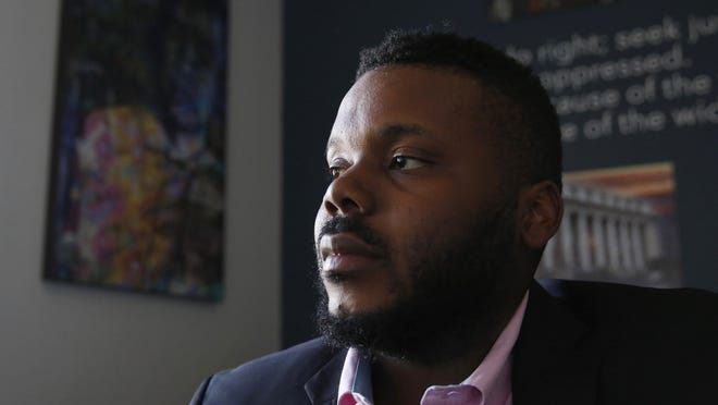 "Stockton Mayor Michael Tubbs appears in ""Stockton on My Mind.""  a new HBO documentary."