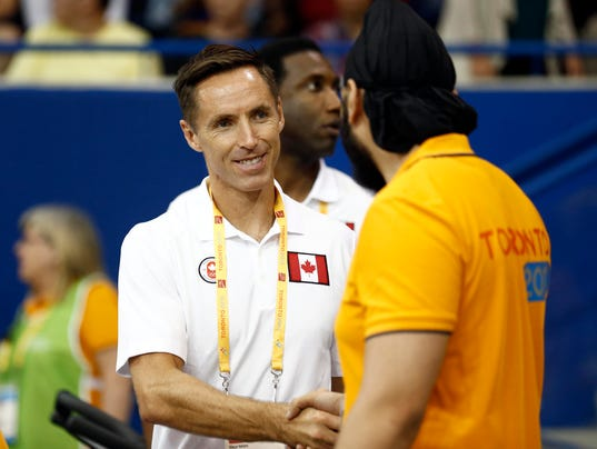 USP PAN AM GAMES: BASKETBALL-CANADA VS MEXICO S GAMES-PANAM CAN ON