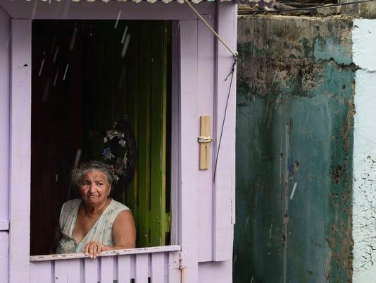 AP PUERTO RICO HURRICANE MARIA I PRI