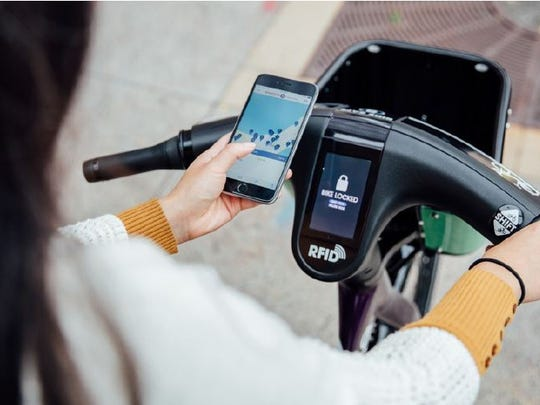 Ride sharing vendor B-Cycle's Memphis rollout is scheduled