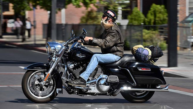 Images from Street Vibrations in downtown Reno on Sept. 25, 2015.