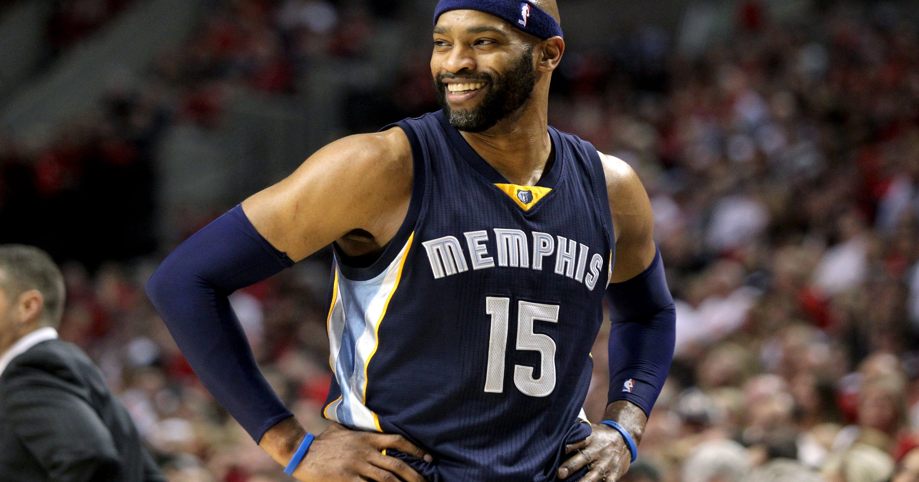 meet 6fddc 59ab1 Vince Carter to play utility role for Grizzlies