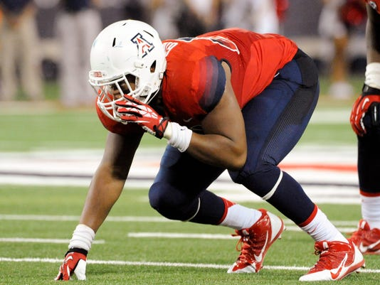 NCAA Football: Texas-San Antonio at Arizona