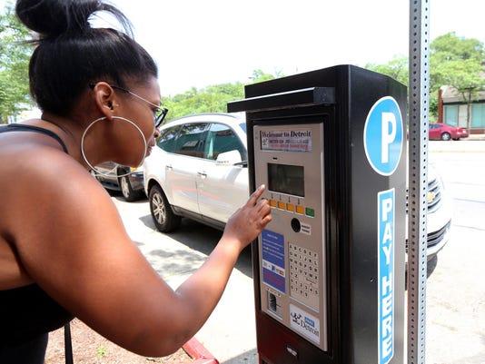 DFP parking rate hik