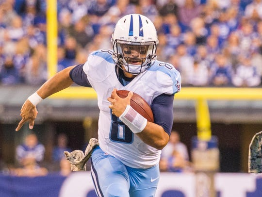 8. Titans: Tennessee won't sneak up on anyone in 2017.