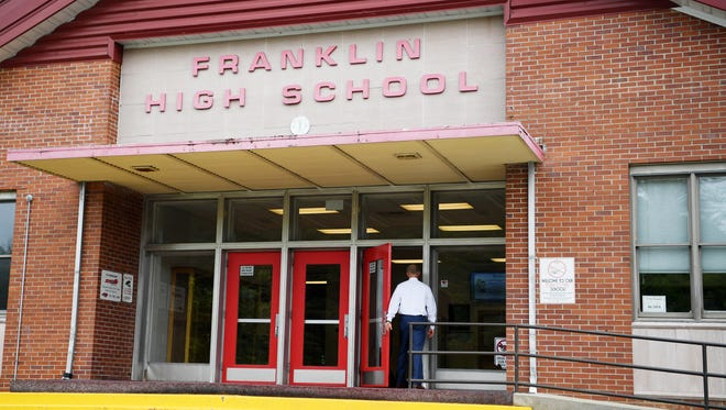 Franklin High School has suspended in-person instruction until at least Sept. 11 after several administrators, support staff and teachers tested positive for COVID-19, according to a Facebook post from the school.