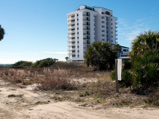 The Vista Del Mar project slated for development on Perdido Key is one of the first large scale projects to take advantage of the county's newly streamlined permitting process.