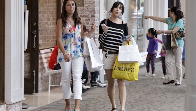 Consumer confidence reached a 16 year high recently.
