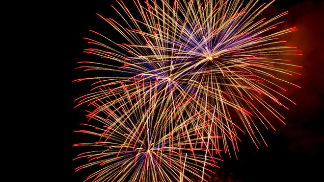Getty Images/iStockphoto Fireworks