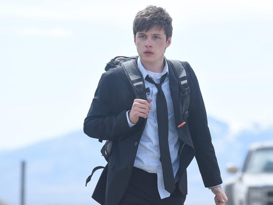 """In """"Being Charlie,"""" Nick Robinson plays the son of"""