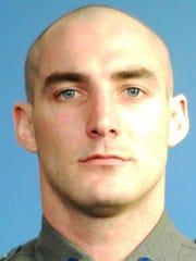 Trooper Nicholas Clark
