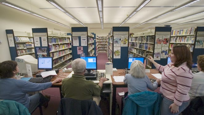The Camden County Library system is switching to a new online catalog system.
