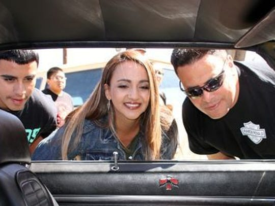 Car show fans can check out the interiors of classic Detroit automobiles and up-to-date cars and trucks during the Smok'n Oldies Show and Shine 22nd annual car show from 10 a.m. to 3 p.m. Saturday, April 6 at the Luna County Courthouse Park.