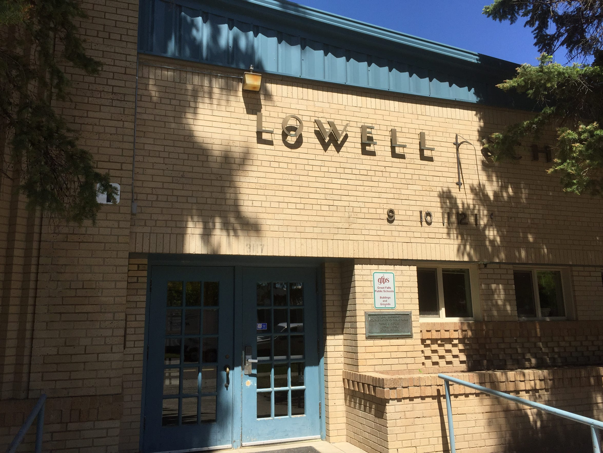 Lowell Elementary, 3117 5th Ave. N., opened in 1939;