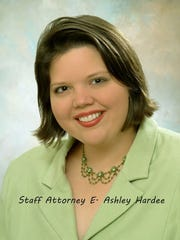 E. Ashley Hardee