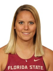 Katie Horton, in three seasons, is the only player