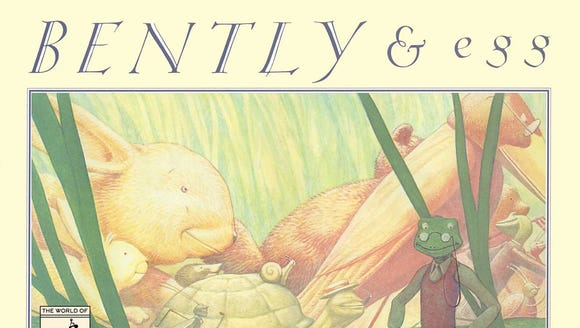 'Bently & Egg' by William Joyce