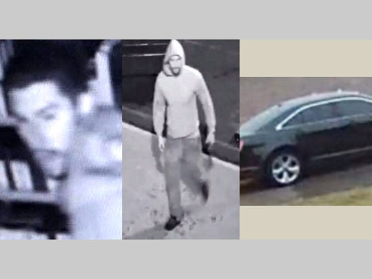 Gloucester Township police are seeking this man in connection with a Jan. 17 burglary.
