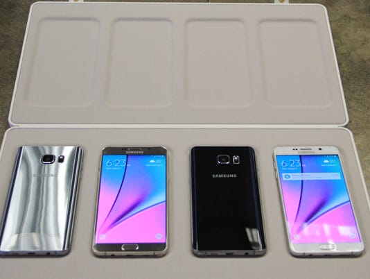 First look: Galaxy S6 edge+, Note5 aim to bring back Samsung's groove