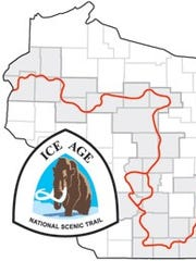 The Ice Age Trail is largely built and maintained by volunteers.
