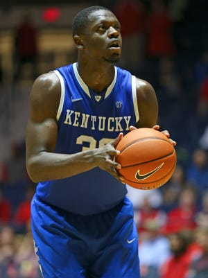 Kentucky Wildcats forward Julius Randle is the top NBA draft prospect playing in the Final Four.
