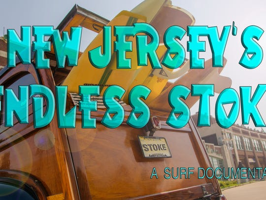 The title card for Jeff Salmon's upcoming 'New Jersey's