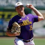 Former Franklin High School pitcher Evan Kruczynski selected in MLB Draft
