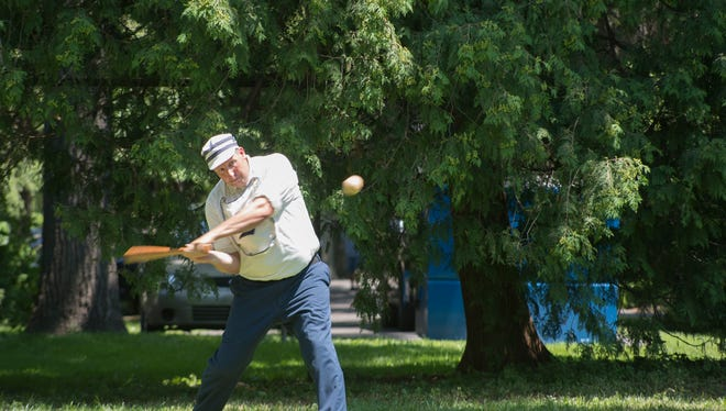 The Spiegel Grove Squires, the vintage base ball team at the Rutherford B. Hayes Presidential Library and Museums, start their season May 27.