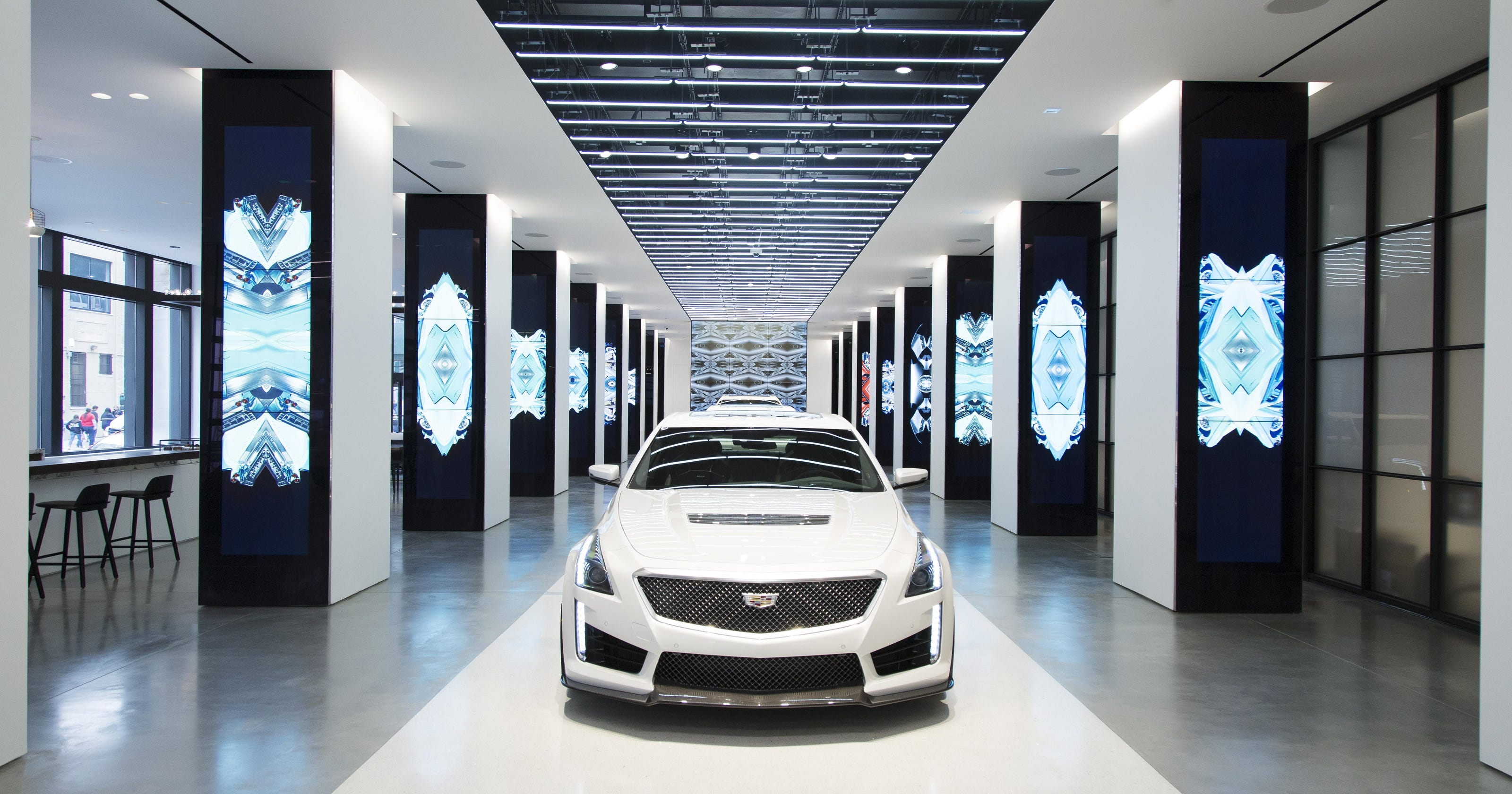 Cadillac Chief Nyc Move Paying Off