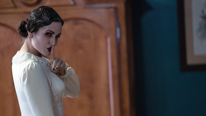 Danielle Bisutti brings the terror in the new horror film 'Insidious: Chapter 2.'