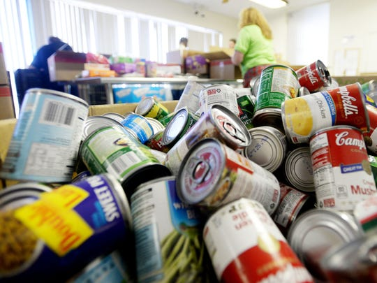 At the Food Bank of NWLAa, opportunities include sorting food and packing boxes for the Senior Program Monday through Thursday from 8 a.m. to noon.