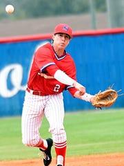 Volunteer State Community College freshman shortstop