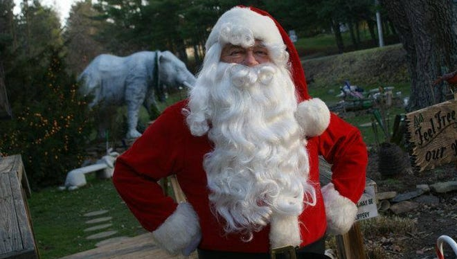 Santa will arrive at Mister Ed's Elephant Museum and Candy Emporium Nov. 29.