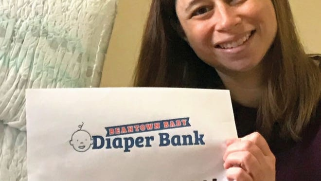 Rachel Segaloff, of Lexington, is the founder of Beantown Baby Diaper Bank, which helps distribute tens of thousands of diapers to families that can't afford them each year.