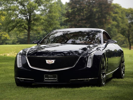 Cadillac Ciel Price >> The Cadillac CT6 is the start of a new naming convention ...