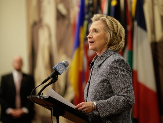 Hillary Clinton defends use of private e-mail