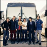 Get on the bus: Wilco has been touring and churning out great songs for 20 years now. Hear plenty of them when the Chicago group returns to Tallahassee on Sunday night at Cascades Park.