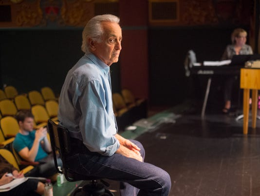New Mark Medoff play about Marilyn Monroe at the Rio Grande Thea