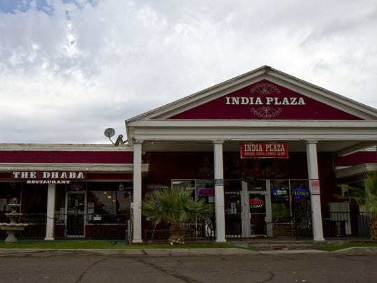 The Dhaba Restaurant in Tempe is part of the Indian