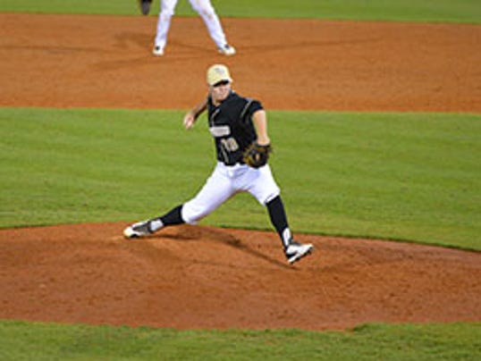 UCF baseball zach rodgers
