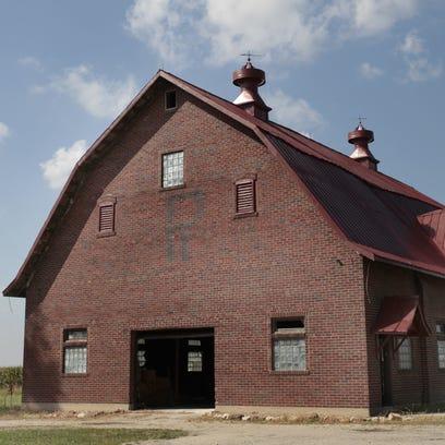 The Riggin Brick Barn